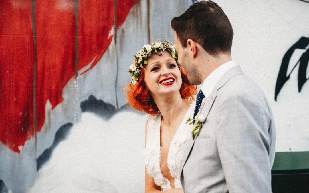 EAST DULWICH WEDDING | CAROL-ANN & TOM