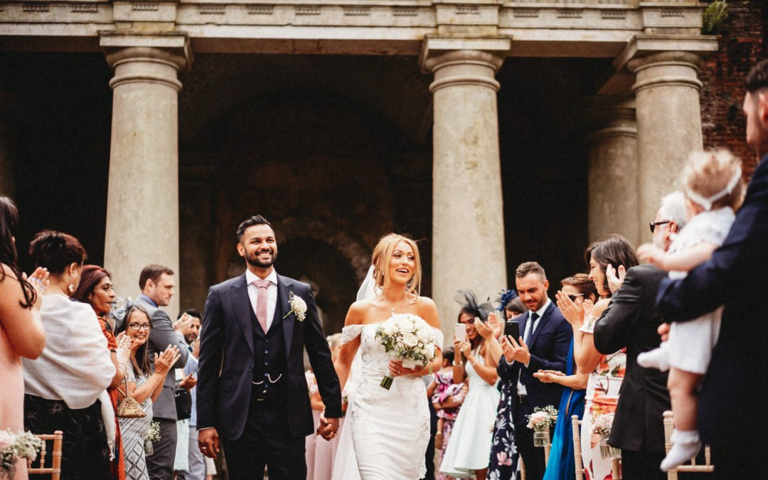 WOTTON HOUSE WEDDING | CLAIRE + BOBBIE