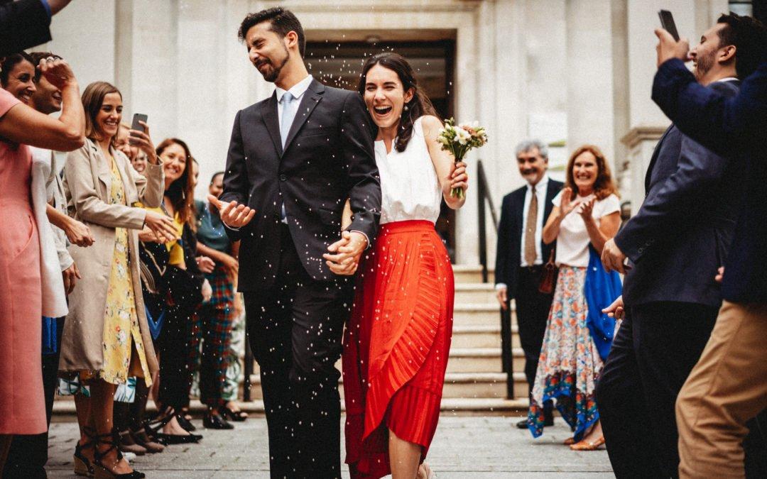 ISLINGTON TOWN HALL WEDDING | ANNIE & ADAM