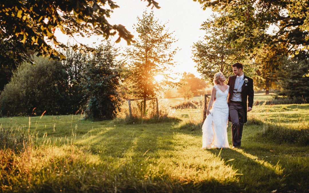 LOSELEY PARK WEDDING | SOPHIE & TOM