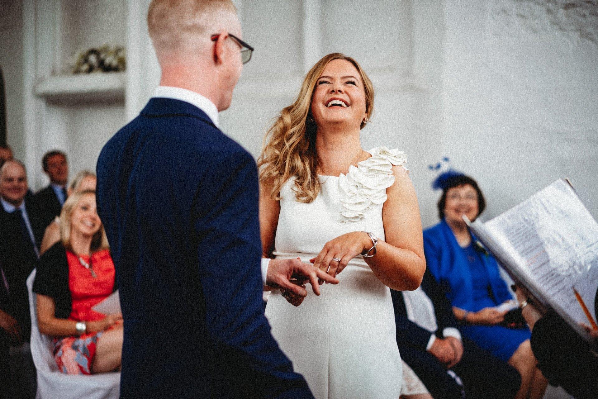 Lovekyn Chapel Wedding Photographer