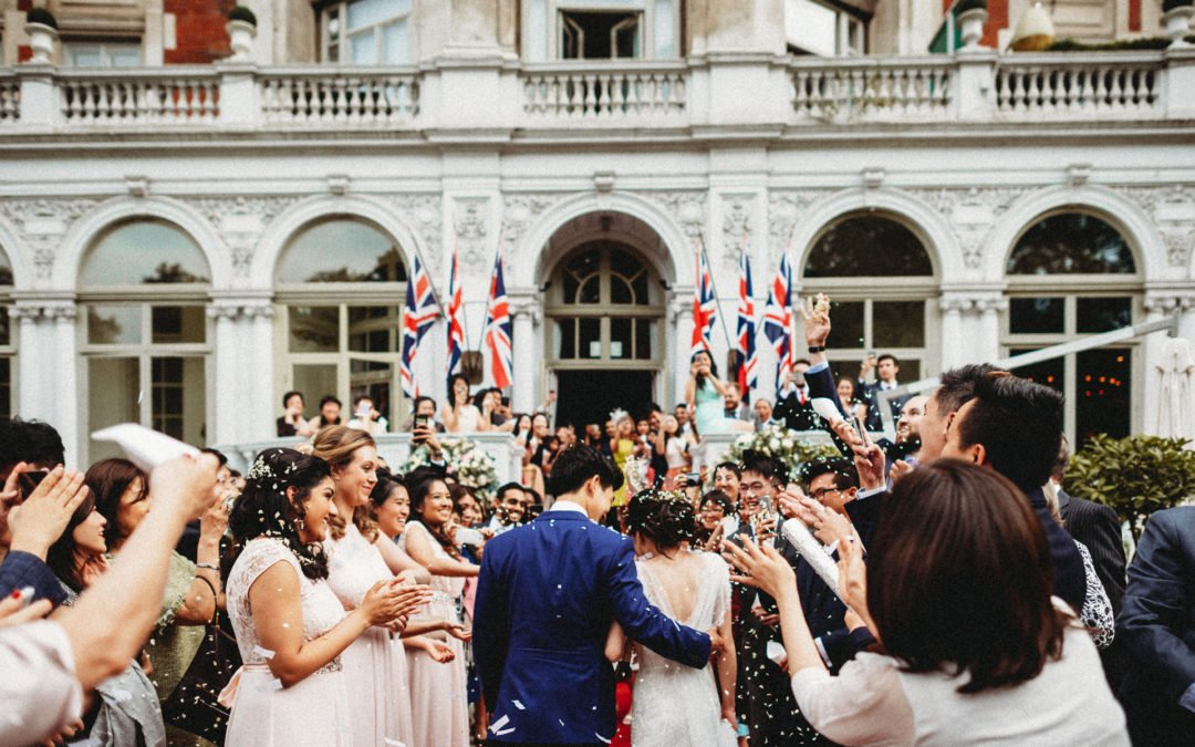 MANDARIN ORIENTAL WEDDING | JADE & CHANG