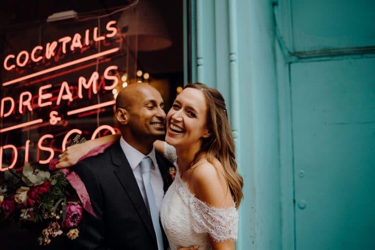 Wedding Photographer Fitzrovia London